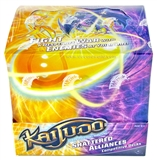 Kaijudo Shattered Alliances Solar Eclipse Starter Deck Box
