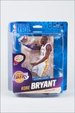McFarlane Kobe Bryant Los Angeles Lakers NBA Series 23 Figure