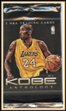 2012/13 Panini Kobe Anthology Hobby Bonus Pack