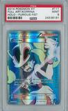 Pokemon XY Furious Fists Korrina 111/111 Full Art Holo Rare PSA 9