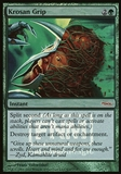 Magic the Gathering Promo Single Krosan Grip (FNM) FOIL - NEAR MINT (NM)