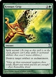 Magic the Gathering Time Spiral Single Krosan Grip UNPLAYED (NM/MT)