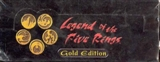 AEG Legend of the Five Rings Gold Edition Starter Deck Box