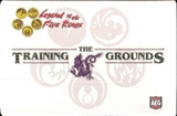 AEG Legend of the Five Rings The Training Grounds 2 Player Starter Box