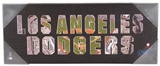 Los Angeles Dodgers Artissimo Team Pride 20x8 Canvas