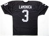 "Daryle Lamonica Autographed Oakland Raiders ""Mad Bomber"" Jersey (DACW COA)"