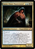 Magic the Gathering Gatecrash Single Lazav, Dimir Mastermind Foil