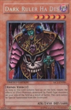 Yu-Gi-Oh Master Collection Dark Ruler Ha Des Secret Rare MC1-006
