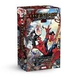 Marvel Legendary Spider-Man: Paint The Town Red Expansion Box (Upper Deck)
