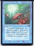 Magic the Gathering Legends Single Mana Drain - NEAR MINT (NM)