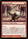Magic the Gathering Gatecrash Single Legion Loyalist UNPLAYED (NM/MT)