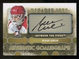 2012/13 In the Game Between The Pipes Autographs #ARL Rejean Lemelin DEC Autograph