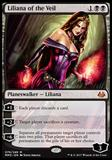 Magic the Gathering Modern Masters 2017 Single Liliana of the Veil - NEAR MINT (NM)