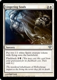 Magic the Gathering Dark Ascension Single Lingering Souls UNPLAYED (NM/MT)