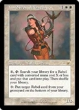 Magic the Gathering Nemesis Single Lin Sivvi, Defiant Hero - SLIGHT PLAY (SP)