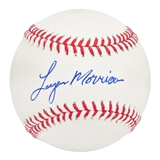 Logan Morrison Autographed Seattle Mariners Major League Baseball Onyx COA