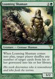 Magic the Gathering Dissension Single Loaming Shaman - NEAR MINT (NM)