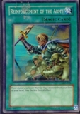 Yu-Gi-Oh Hobby League 6 Single Reinforcement of the Army Parallel Foil