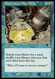 Magic the Gathering Scourge Single Long-Term Plans FOIL - NEAR MINT (NM)