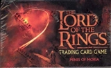 Decipher Lord of the Rings Mines of Moria Booster Box