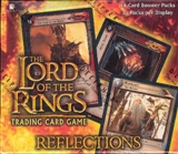 Decipher Lord of the Rings Reflections Booster Box