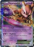 Pokemon Legendary Collection Single Mewtwo EX 54/113 - NEAR MINT (NM)