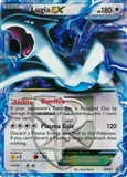 Pokemon Promo Single Lugia EX BW83 - NEAR MINT (NM)