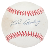 Luke Appling Autographed Rawlings American League Baseball (JSA COA)