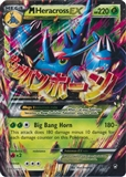 Pokemon Furious Fists Single M Heracross EX 5/111 - SLIGHT PLAY (SP)