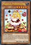 Yu-Gi-Oh Return of the Duelist Single Madolche Puddingcess Ultimate Rare