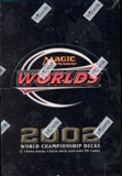 Magic the Gathering World Championship Deck Box (2002)