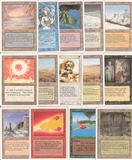 Magic the Gathering 3rd Edition (Revised) A Complete Set LIGHT PLAY