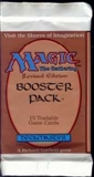 Magic the Gathering 3rd Edition (Revised) Booster Pack