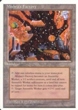 Magic the Gathering 4th Edition Single Mishra's Factory UNPLAYED (NM/MT)