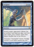 Magic the Gathering Fifth Dawn Single Acquire UNPLAYED (NM/MT)
