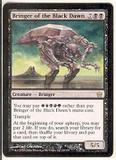 Magic the Gathering Fifth Dawn Single Bringer of the Black Dawn - NEAR MINT (NM)