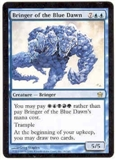Magic the Gathering Fifth Dawn Single Bringer of the Blue Dawn UNPLAYED (NM/MT)