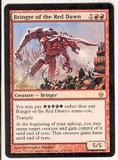 Magic the Gathering Fifth Dawn Single Bringer of the Red Dawn UNPLAYED (NM/MT)
