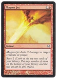 Magic the Gathering Fifth Dawn Single Magma Jet Foil