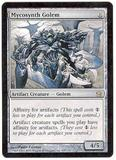 Magic the Gathering Fifth Dawn Single Mycosynth Golem UNPLAYED (NM/MT)