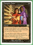 Magic the Gathering 6th Edition Single Vampiric Tutor - SLIGHT PLAY (SP)