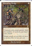 Magic the Gathering 7th Edition Single Ensnaring Bridge - NEAR MINT (NM)