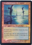 Magic the Gathering 7th Edition Single Adarkar Wastes Foil