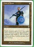 Magic the Gathering 7th Edition Single Coat of Arms - SLIGHT PLAY (SP)