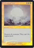 Magic the Gathering 7th Edition Single Wrath of God Foil