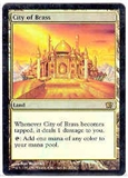 Magic the Gathering 8th Edition Single City of Brass Foil