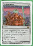 Magic the Gathering 8th Edition Single Defense Grid UNPLAYED (NM/MT)