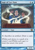 Magic the Gathering 8th Edition Singles 4x Sage of Lat-Nam UNPLAYED (NM/MT)