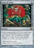 Magic the Gathering 9th Edition Single Coat of Arms UNPLAYED (NM/MT)