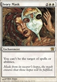 Magic the Gathering 9th Edition Singles 4x Ivory Mask UNPLAYED (NM/MT)